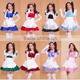 High Quality Uniform Clothes Japanese Sexy Dress Lolita Maid Dress Waitress Costumes Anime Cosplay Halloween Costume Fancy Dress                                                                         Quality Choice