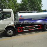 2015 Hot sale Dongfeng 7000 liter used water tank truck for sale
