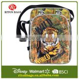 Latest tiger printing design personalized customize shoulder bag                                                                         Quality Choice