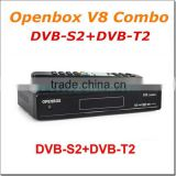 New Openbox V8 combo satellite tv receiver digital satellite receiver technosat satellite receiver