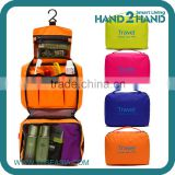 Pocket trip Hanging Toiletry Kit / Toiletry bag/Cosmetic Travel Bag