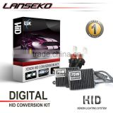 Lsk hot sale products!! Energy saving good quality 75w hid xenon kit with 2 years warranty