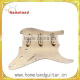 Anodize/ Anodic oxidation pickguard pickup cover for ST guitar Aluminium alloy scratch plate