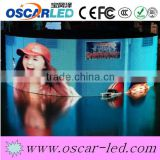professional manufacturer LED display screen competitive price arc led display p6 curve led display board