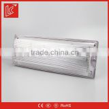 LED lighting easy installing rechargeable emergency exit light CE IP65