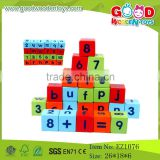 Direct Manufacturer Letter Printing Blocks Learning Wooden Blocks Wooden Letter Blocks
