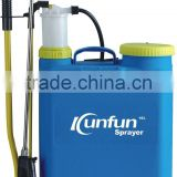 China factory supplier hand back/pump/spray machine sprayer stainless steel pesticide sprayer