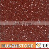 Superficie de Quartzo Vermelhor Estelar - Cuarzo Rojo Estelar - Star Red Quartz Surface Slabs