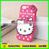 2016 most popular hot design hello kitty silicone phone case cover for iphone 6                                                                         Quality Choice                                                                     Supplier's Choic