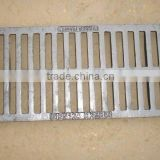 C250 750*200 cast iron channel gully grating