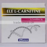 Loss weight Raw Material for L-carnitine injection and Package use for L-carnitine injection