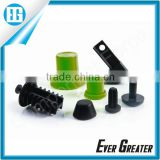 Professional make different size small machine component plastic injection moulding plastic parts