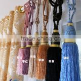 Curtains hang ball / rope/ belt / ball/ pendant -12