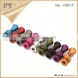 Hongwei E-cigarette Drip Tips, suitable for DIY Atomizer, with huge vapor inhale