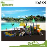 The new nursery large outdoor playground outdoor play equipment for children plastic toys