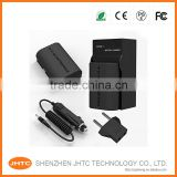 Made in Shenzhen Replacement Battery(2-Pack) and Charger for Canon LP-E6, LP-E6N and Canon EOS 5D Mark II, EOS 5D Mark III,
