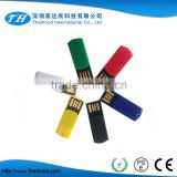 china promo gifts paper clip usb colorful plastic usb pendrive 16gb 32gb 64gb 128gb ,cheap mini usb flash drive