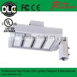 UL DLC CUL FCC LED parking lot lighting with 5 years warranty,60W/ 80W/100W/120w 180w LED shoe box