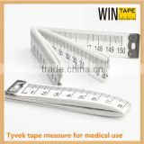 1m tyvek paper personalized ruler for measuring babies henan manufacturer medical double sided tape upon Your Design