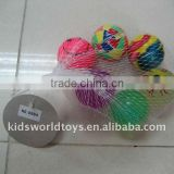 4.5cm bouncing ball 6pcs