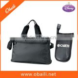 Promotional 210D Nylon Foldable Briefcase For Business ,Travel ,School