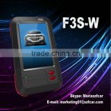 Auto Scanner for all cars,Fcar F3S-W Car Diagnostic Scanner for ABS EXHAUST, READ ECU, DPF, SERVICE RESET, WINDOW, LAMP ADAPTION