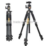 Pro Q304 SLR Camera Aluminium Tripod Photography Package Q999 Tour Portable Digital Tripod +Ball Head Photographic Equipment                                                                         Quality Choice