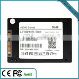 High performance ssd 256gb mSATA III 6Gb/s 2.5in made in China