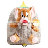 wholesale plush animal bag little kids cute bags baby backpack