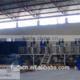 Liquid detergent production equipment/liquid soap making machine