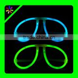 colorful glow stick DIY glow eyeglasses light glasses for night club