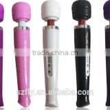 AV sex vibrator 10 frequency USB rechargeable magic wand massager