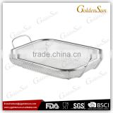 Stainless Steel Vegetable BBQ Grilling Basket