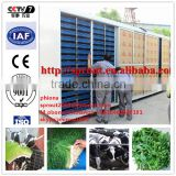 Hydroponics Animal Fodder Machine Fodder sprouting machine/barley grass growing machine /Animal fodder making machine