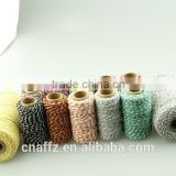 Customized new coming polyester cotton bakers twine rope supplier