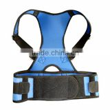 relief back pain magnetic posture correction back massage vest