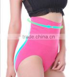 Womens underwear sexy seamless high waist panties