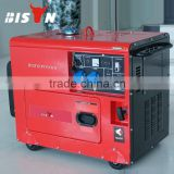 BISON CHINA TaiZhou Avr Type Diesel Generator Fuel Consumption 2kw Generator Silent Block