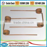 Customized Desk Lamp Torsion Springs Button Clips