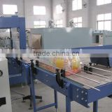 automatic Liner type bottle film shrink wrapping machine/packing machine /bottle shrink wrapping machine