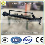 Chinese leading industrial machinery manufacturing axle for lorry mounted mixer blender rear axle GBZ70 for leo xcmg