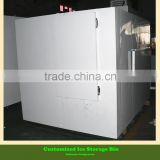 Customized Assembled Ice Storage Bin for bagged ice