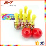 Plastic children toys bowling ball toys for sale