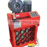 computer type/ only manufacturer of hydraulic hose crimper TOPA-91H for hydraulic hose /pipe steel