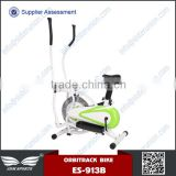 Body Rider Fan Bike Upper & Lower Body Workout Home Gym Exercise Bike ES-9002B