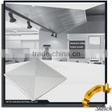 Decorative Aluminum materials used for false ceiling