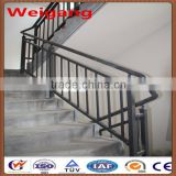 Portable stair railings for small house