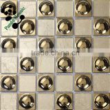 SMG01 Small particles puzzle ceramic mosaic tile bathroom mosaic wall tiles