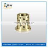 brass graphite oilless flange bushes bearing