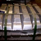 Nonferrous metal lead ingot with high purity